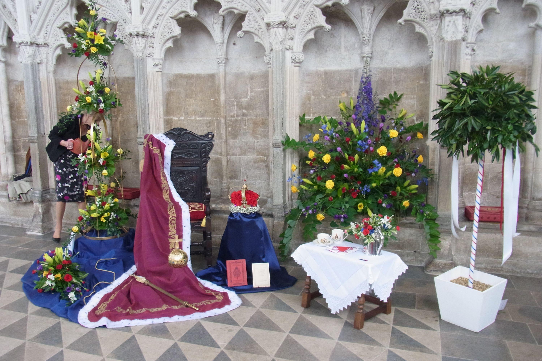 Ely's udsmykkede katedral