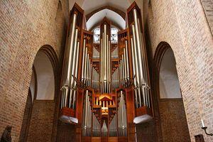 Orgelet i Ratzeburg Domkirke