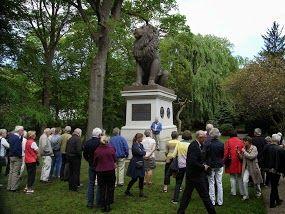 Isted-løven i Flensburg