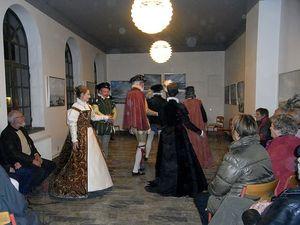 Kulturnat, Middelalderdans