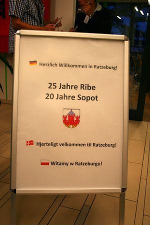 Byvåben, Ratzeburg Kommune
