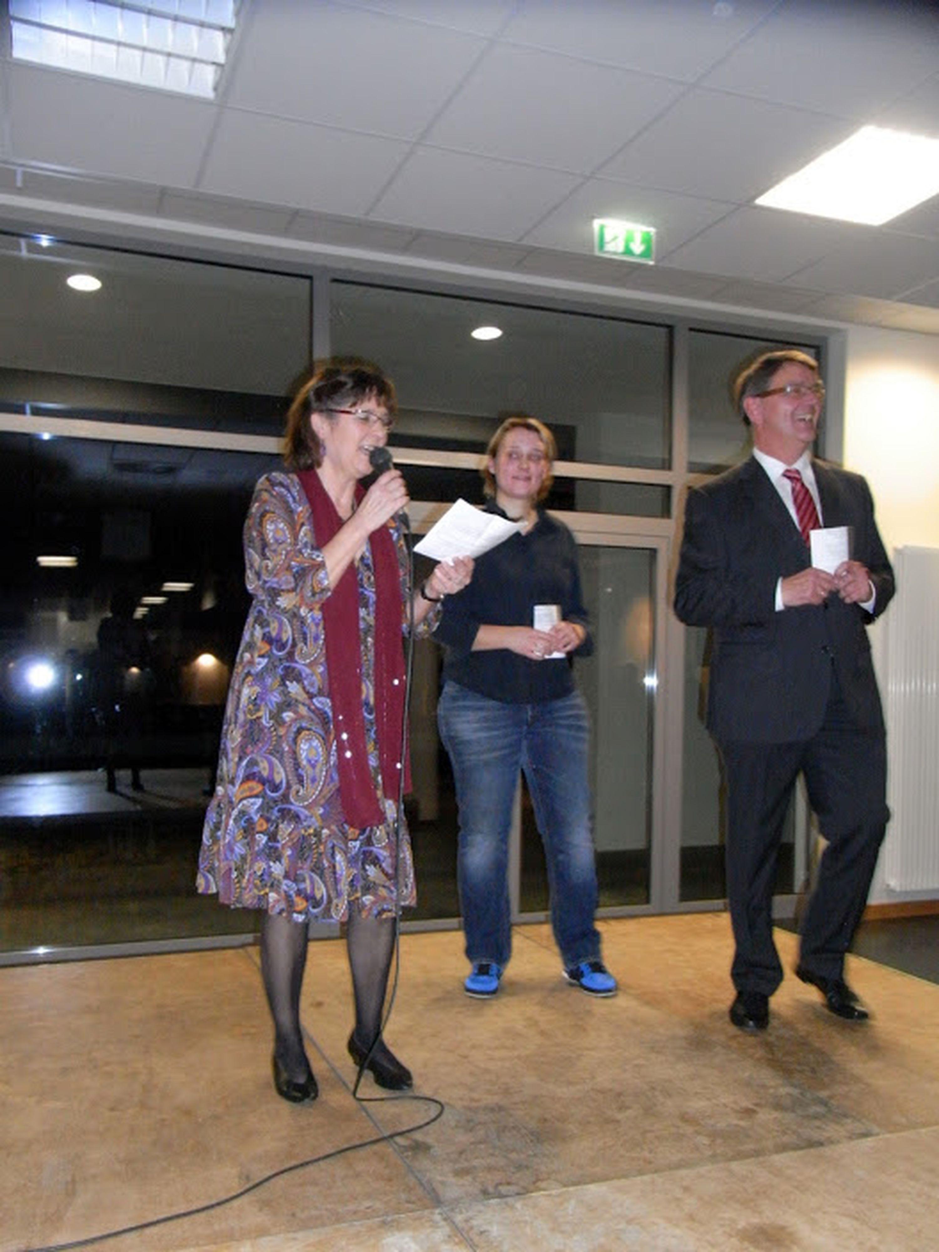 Nytårskurt 2012 i Ratzeburg
